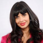 Jameela Jamil Height Weight Shoe Size Body Measurements