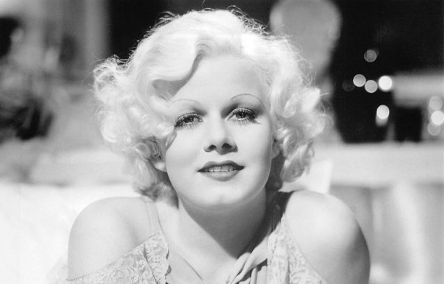 Jean Harlow Height Weight Shoe Size Body Measurements