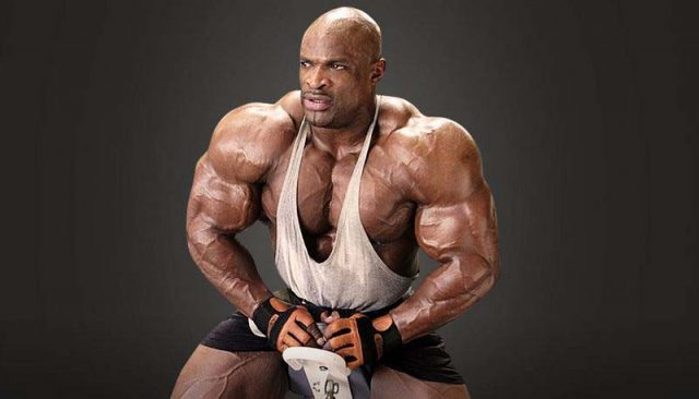 Ronnie Coleman Height Weight Shoe Size Body Measurements