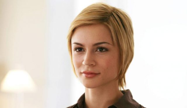 Samaire Armstrong Height Weight Shoe Size Body Measurements